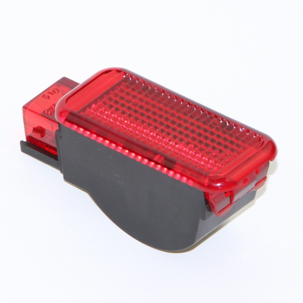 1Pcs OEM Car Door Panel Interior Red Warning Light For A7 A8 Q3 Q5 Q7 TT A3 S3 A6 S6 A4 S4 RS3 RS4 A7 RS7 8KD 947 411 8KD947411