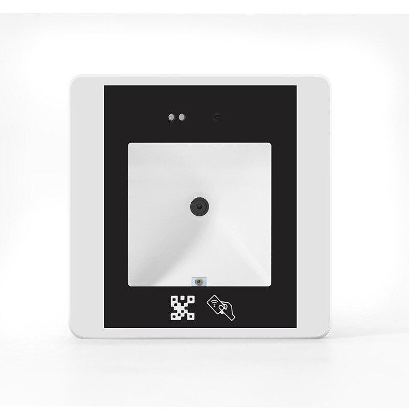 Qr-код RFID считыватель 125 кГц ID 13,56 МГц IC считыватель карт контроля доступа ID IC 2D qr-код сканер USB/WEIGAND/RS232/485 совместимый