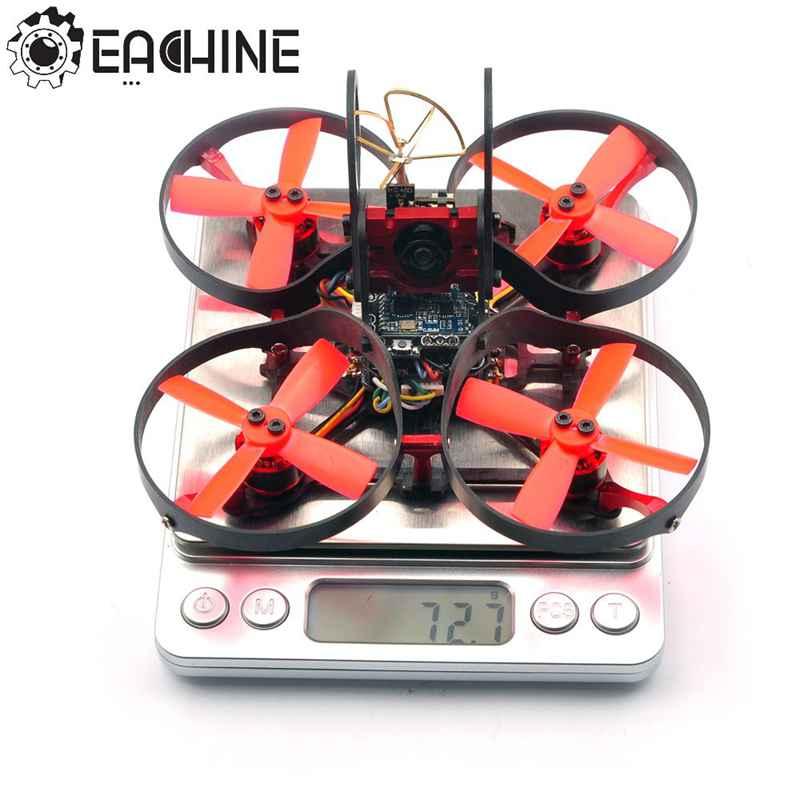 Hohe Qualität Eachine Für Aurora 90 90mm Mini FPV Racing Drone BNF w/F3 OSD 10A BLheli_S Dshot600 5,8G 25 MW 48CH VTX