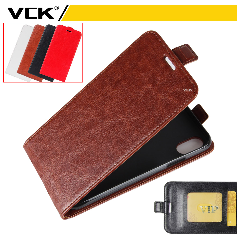 VCK PU Leather light soft Phone Case Cover For Google Pixel 2 / Pixel 2 XL Skin Vertical Flip UP And Phone Cases