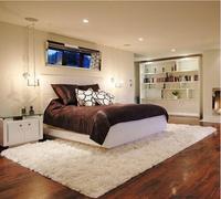 Hot Sale Long Plush Shaggy Soft Carpet Area Rugs Carpets Door Floor Mat For Bedroom Living Room