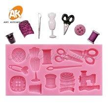 Cupcake jabón utensilios silicona