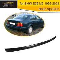 Carbon Fiber Rear Spoiler Auto Car Trunk Spoiler for BMW E39 M5 1995 2003