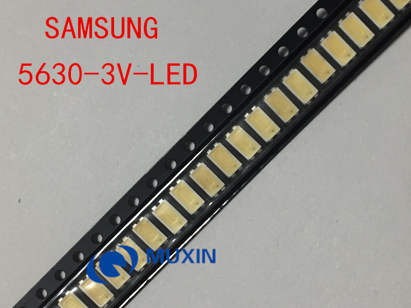 Back To Search Resultselectronic Components & Supplies 100% True 1000pcs Lextar Led Backlight 0.5w 5630 3v Cool White Lcd Backlight For Tv 1000pcs Tv Application Pt56z03 V2 Goods Of Every Description Are Available