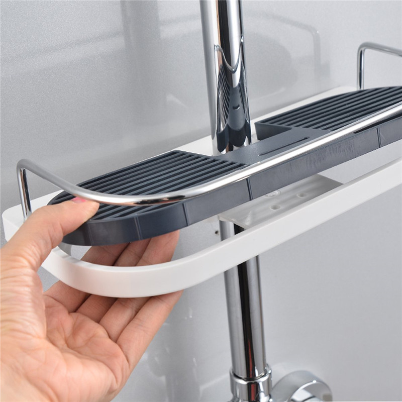 Aliexpress.com : Buy Xueqin Bathroom Shelf Shower Storage Rack ...