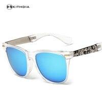 2016 New Arrival KITHDIA Polarized Sunglasses Men Women Brand Designer Male Vintage Sun Glasses Gafas Oculos