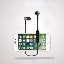Magnet Earphone In-ear Headset Sport Running Music Wireless