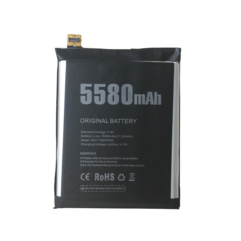 Hekiy 100% New Original For DOOGEE S60 BAT17M15580&BAT17S605580 Replacement 5580mAh Parts backup phone battery for DOOGEE S60Hekiy 100% New Original For DOOGEE S60 BAT17M15580&BAT17S605580 Replacement 5580mAh Parts backup phone battery for DOOGEE S60