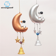 Strongwell Room Decoration Dream Catcher Nordic Kids Wind Chimes Home Nursery Decor