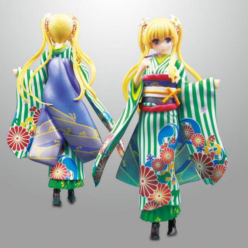 Anime Saenai Saekano Eriri Spencer Sawamura Swimsuit 1//7 PVC Figure Toy No Box