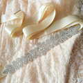 2017 New Arrival Women Fashion Handmade Belts European and American Popular Clothing Accessories Low Price Wedding Dress Belt