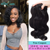 New Hair Style Brazilian Body Wave 3 Bundles 100% Human Hair Bundles Weave tissage bresilienne Brazilian Virgin Hair Body Wave