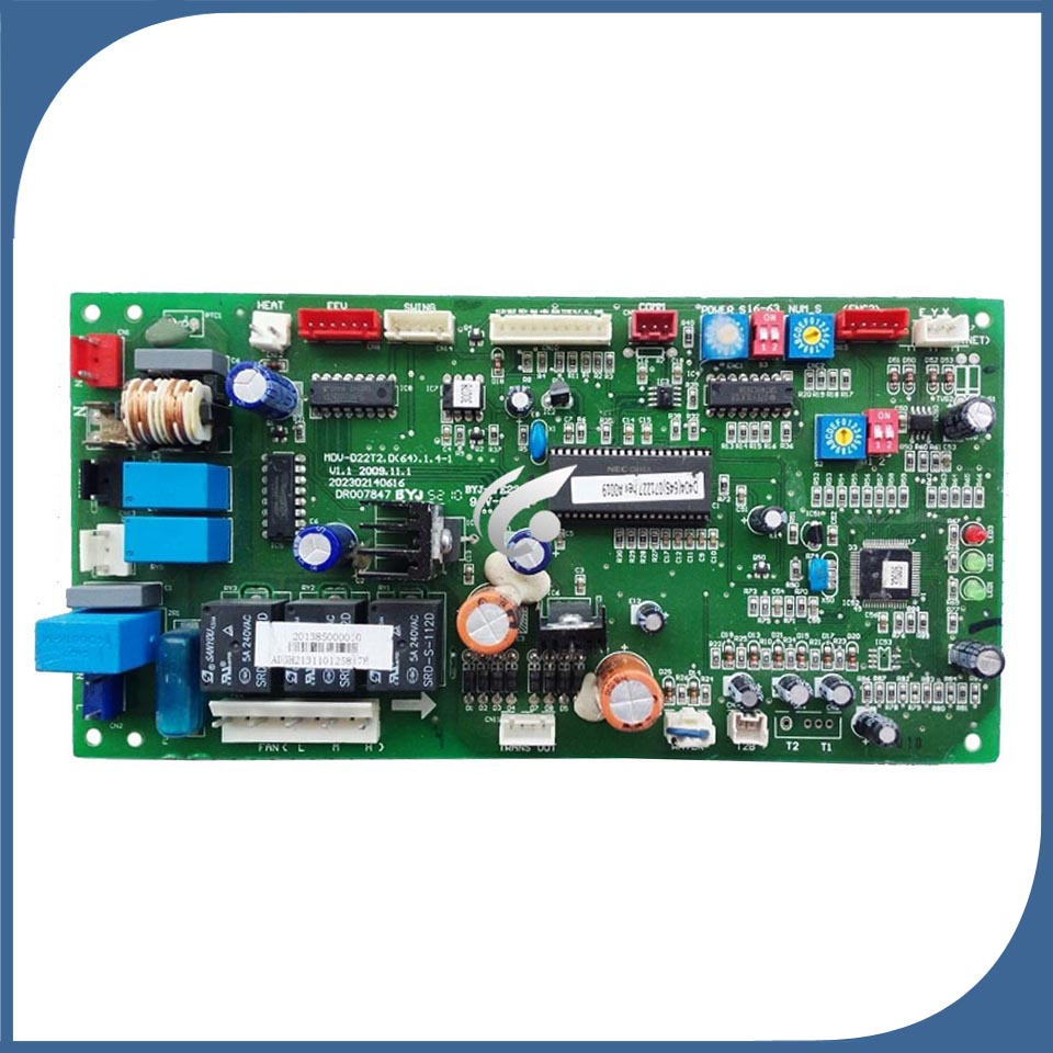 95 new good working for central air conditioner motherboard pc board MDV D22T2 D 64 1