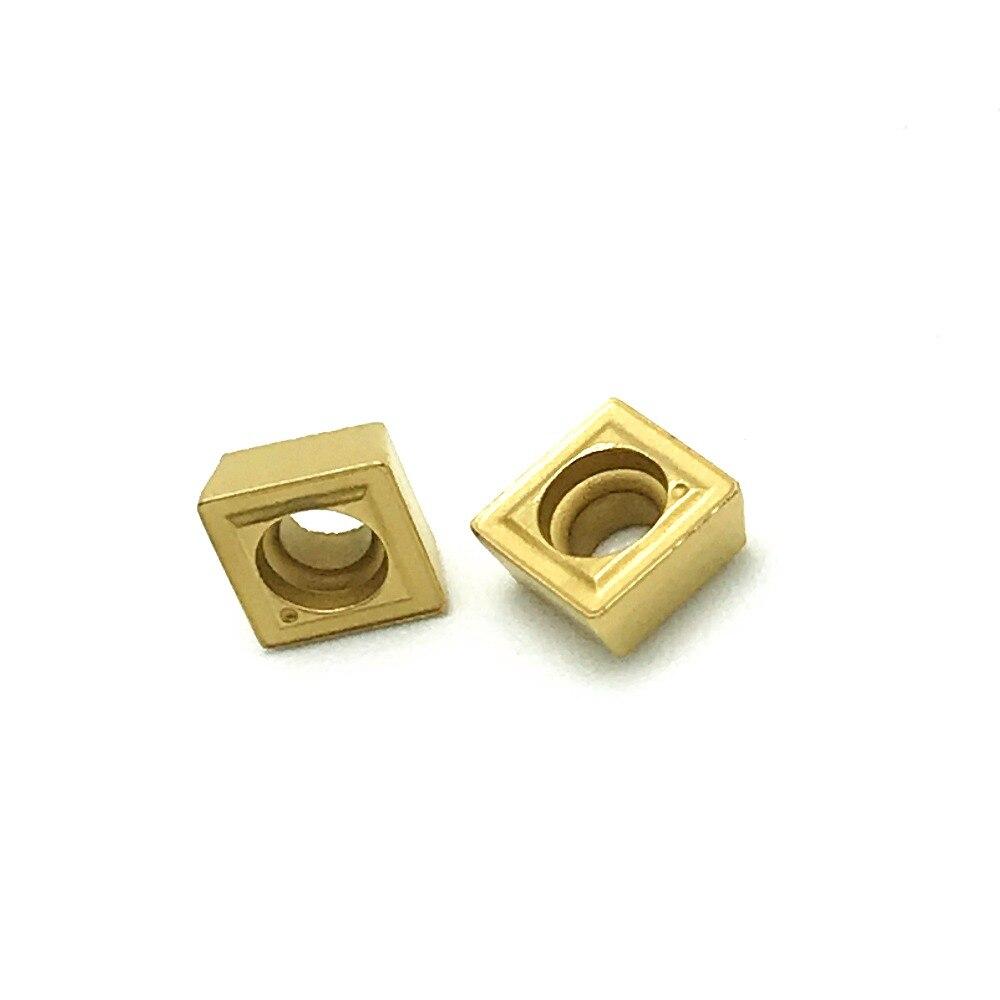 Carboneto de tungstênio SPMG050204 TT8020 TT9030 torno virando ferramenta pastilhas de metal duro inserir Liga Dura U brocas fresa
