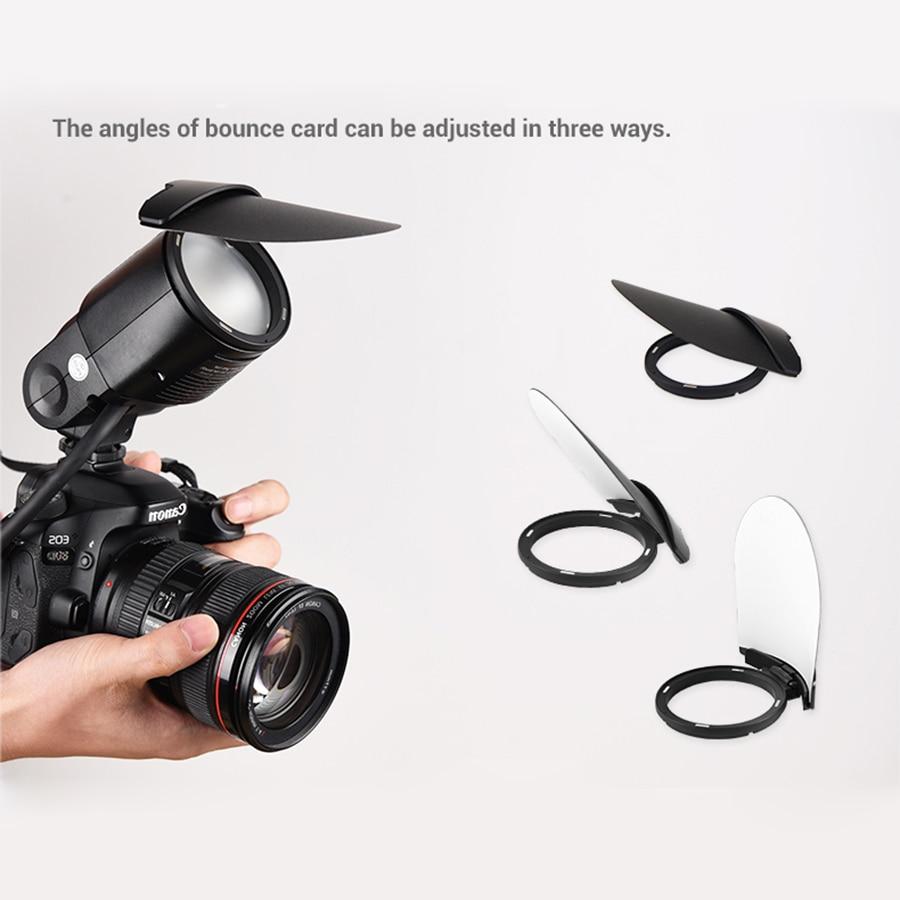 Godox AK-R1 schuurdeur, snoot, kleurenfilter, reflector, honingraat, - Camera en foto - Foto 4
