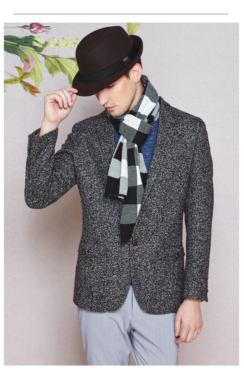 vintage fedora hat black fedora hats for men wool felt hat mens hats fedoras mens fedora hats winter vintage hat jazz hat (16)