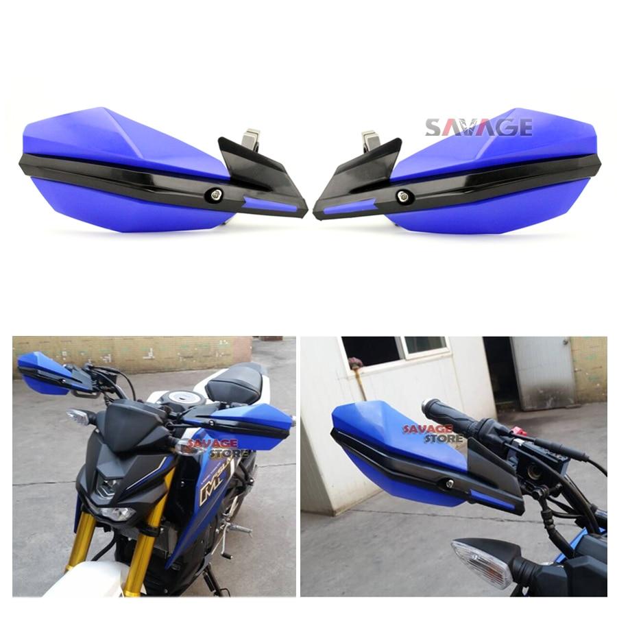 For YAMAHA MT-15 MT15 M-SLAZ 2015-2016 Motorbike Off-road Bike Handguard Handlebar Hand Guard yamaha dbr15