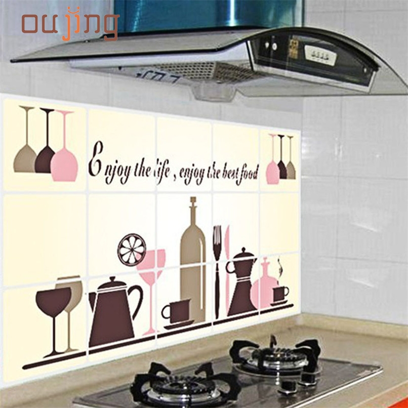 Mi casa nueva diy cocina patrón de vinilo removible decal decoración etiqueta de
