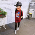 NEW 2015 girls clothes long sleeve children hoodies kids clothing sweatshirts Kids autumn Cotton T shirt tops free shipping