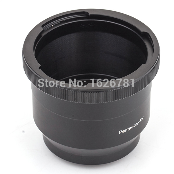 Pixco for Kiev 60 FX Lens Adapter siut for Pentacon 6 Kiev 60 mount lens To