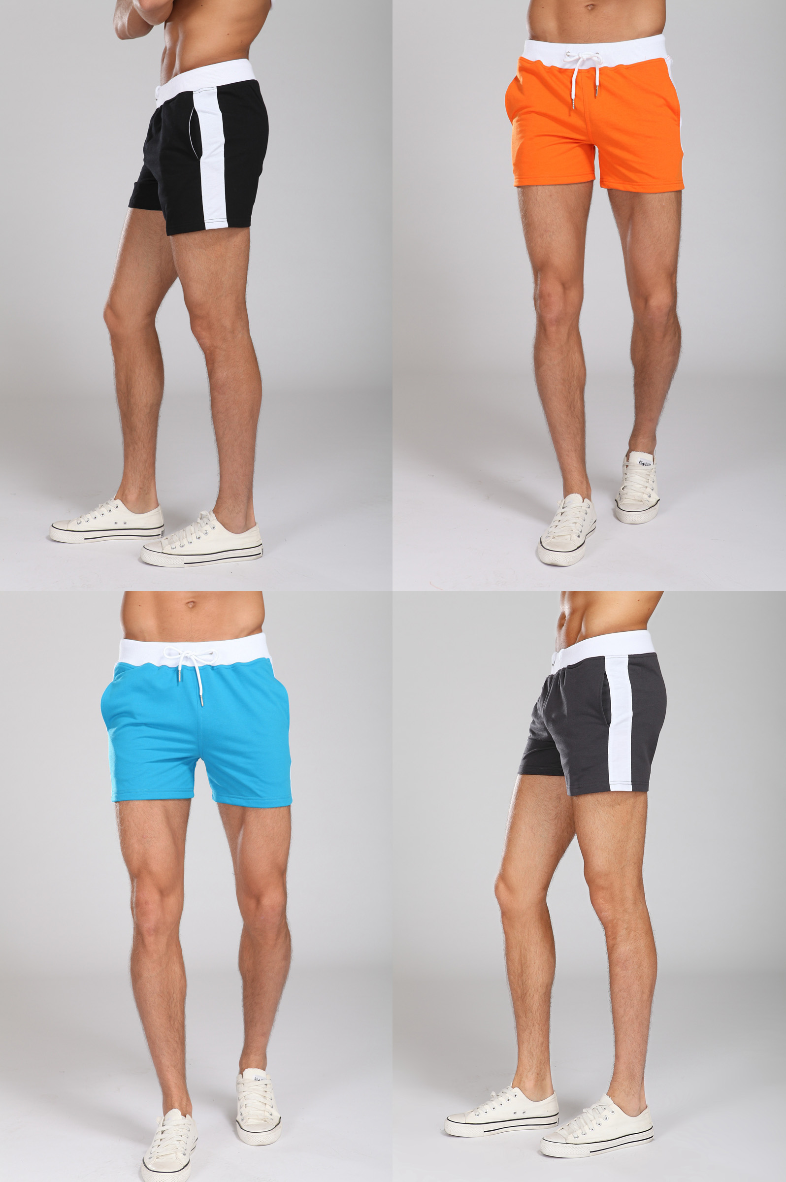 2014 summer fashion hit tight colorful running and fitness ...