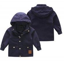spring fall girls mini fashion coat children waterproof hooded kids bomber jacket coat wind rain toddler boys outerwear jacket