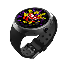 Android 5.1 3G Smart Watch 1GB 16GB MTK6580 Quad Core 1.39″ 400*400 Smartwatch With WIFI GPS SIM For Android iOS