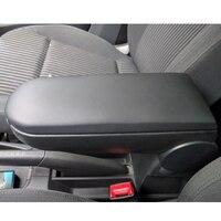1 pz Auto Center Console Bracciolo Copertura Per VW Volkswagen Golf 4 MK4 Passat B5 Jetta Bora Beetle Polo 6R Auto accessori