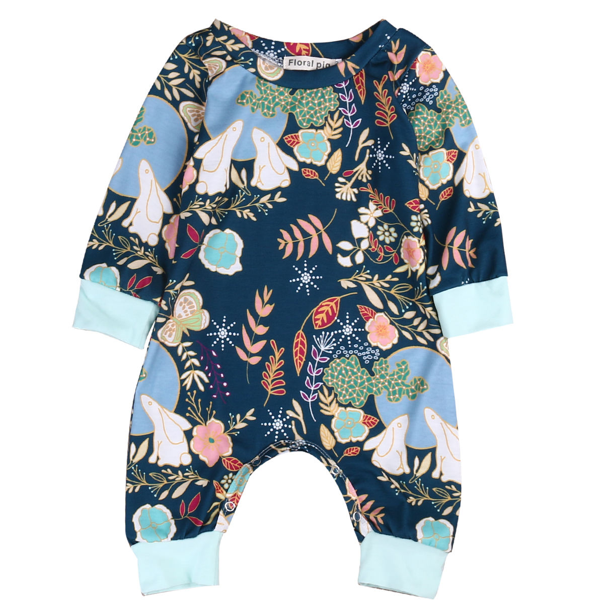 Mother & Kids Lovely Newborn Infant Baby Boy Girl Clothes Deer Romper Jumpsuit Hat Outfits Firm In Structure