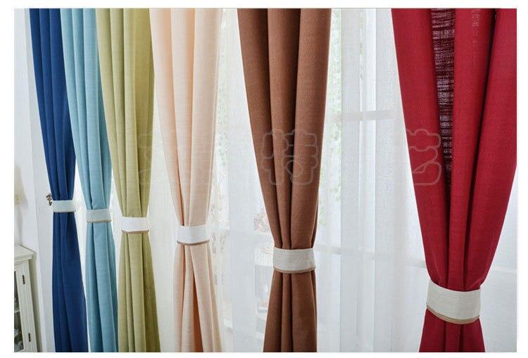 Scopri il soggiorno di ikea: Spedizione Gratuita Pianura Ikea Ready Made Cotone E Lino Tende Per Soggiorno Tende Camera Da Letto Moderna Finestra Tende Tessuti Curtain Product Bed Curtaincurtains Made Aliexpress