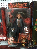 NECA 18CM a Nightmare on Elm Street New Nightmare Freddy Krueger Devil Edi'ti'on Figure Collection Toys