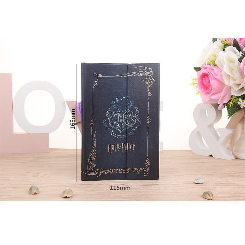 Harry Potter Notebook Vintage Style Magic Agenda Calendar - Blocnotesuri și registre - Fotografie 6