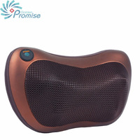 Shiatsu Massager Heated Kneading Massage Therapy for Foot Back Neck Shoulder Pain Relieves Sore Muscles Total Body Relaxation