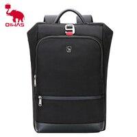 OIWAS Business Style Laptop Backpack Large Capacity Notebook Tablet Storage Shoulder Bag OCB4383