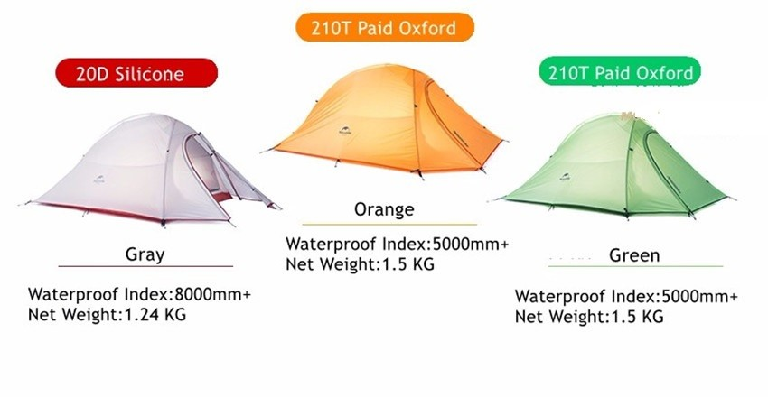 camping tent NATURE HIKE09