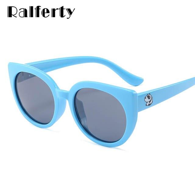Ralferty 2018 elastyczne okulary przeciwsłoneczne dla dzieci