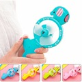 Mini Fan NEW Portable Cartoon Cute Lovely Animals Mini Cool Hand Pressure Fans Baby Children Kids Great Gift Present Toy
