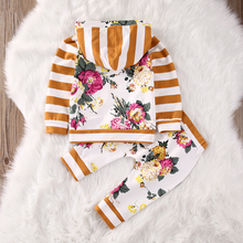 3Month -7years Floral Clothing Set
