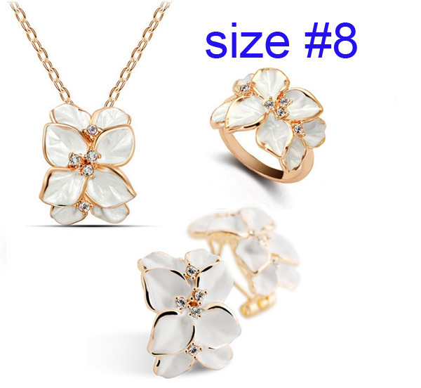 Season Necklace Earrings...