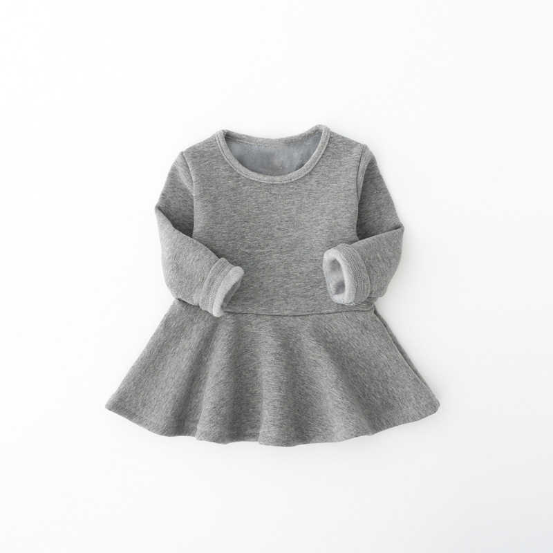 baby girl dress long sleeve winter toddler cotton children clothes infant clothing kids new arrival christmas dresses for girls kids girls birthday dresses infant dress newborn girls baby cotton long sleeve clothing 0 4 years
