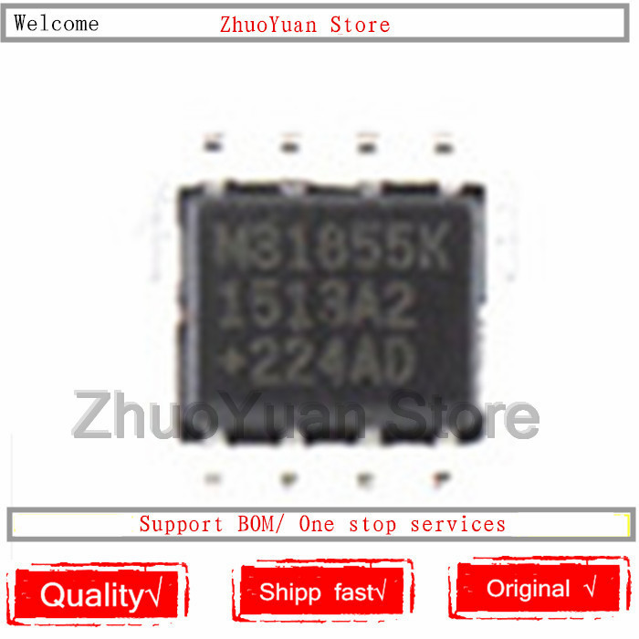10PCS/lot New original MAX31855KASA MAX31855 M31855K SOP8 IC chip