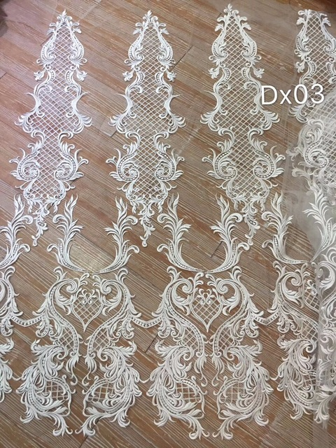 White Wedding Guipure Lace African lace fabric for Big occasion Hot Selling wedding dressWhite Wedding Guipure Lace African lace fabric for Big occasion Hot Selling wedding dress