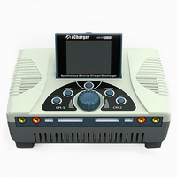 iCharger 4010DUO 10S x 2, 40A 2000W Dual Ports Balance Dual Port Lipo Life Batter Charger/ Discharger