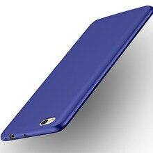 5.15 «Funda Для Xiaomi Mi Mi5c 5C Мобильного Телефона Case Plastic жесткий Smooth Задняя Крышка Для Xiomi Mi5C 360 Полная Защита корпус