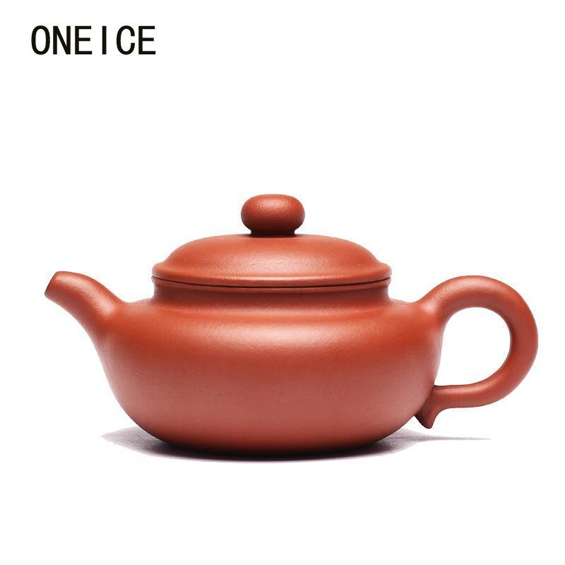 Cinese Yixing Tè, Articoli e Attrezzature Teiere di Argilla Yixing tea pot filtro bellezze di argilla fatti a mano Antico fatto a mano autore: Liu xi 200 ml
