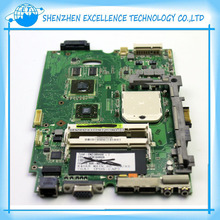 K40AD rev 2.1 laptop motherboard for Asus DDR2 Mainboard full tested