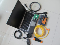 For Bmw Icom A2 B C With Software 500gb Hdd With Laptop D630 Ram 4g For
