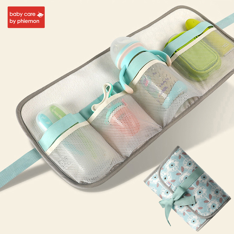 Babycare Multifunctional Baby Bottles Bag Portable Maternity Handbag Mummy Diaper Organizer Bags For Baby Care Travel Outdoor in Diaper Bags from Mother Kids