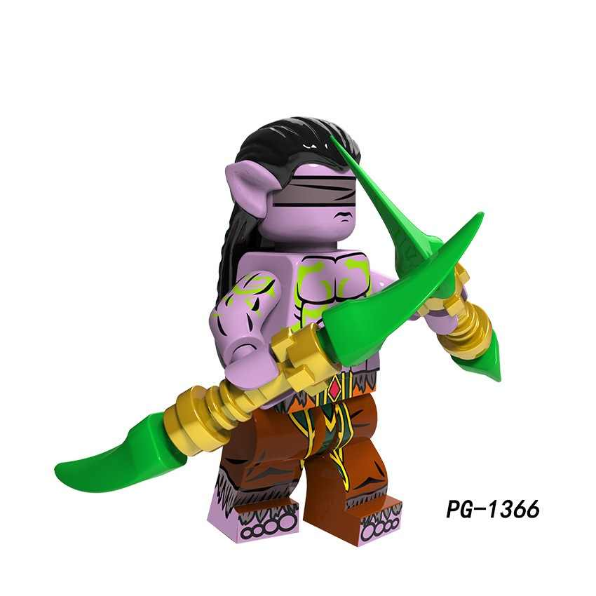 スーパーヒーロースターウォーズの世界バットマンジョーカースパイダーマンフィギュアおもちゃモデル構築キットのおもちゃ子供のため