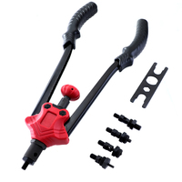 14'' Blind Rivet Nut Hand Riveter Gun Manual Insert Nut Heavy Duty Riveting Hand Tools M4 M5 M6 M8 M10